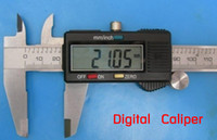 Wholesale 6 quot mm Hardened Stainless Steel Electronic Digital Caliper Vernier Gauge Micrometer