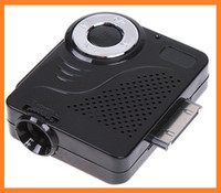 Wholesale Mini Projector for ipodipad Overhead Portable Multimedia Pocket Cinema Pico OVH Tripod