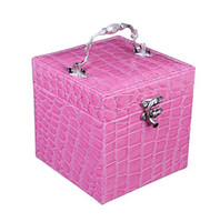 Wholesale Fashion Storage Jewelry Box With Mirror Box To Jewelry Colors K8532