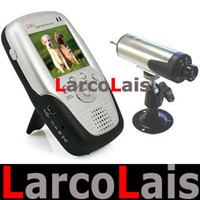 Wholesale Wireless GHz digital baby monitor camera amp quot LCD TFT display reciever