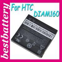 Wholesale Replacement real mah DIAM160 S900 P3701 P3702 P3100 O2 Xda diamond Xda Ignito