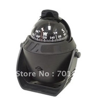Wholesale Black Color illuminated Marine Compass with DC v night light Big size Sea Boat Navigator