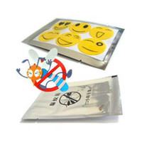 Wholesale Nano Mosquito Repellent Patch Smiley Face quot Stickers Environmental Protection
