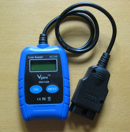 OBDII VAG SCAN VC210 ; Code Reader Scan Tool VC210 , OBD2 Code Reader For VW   Audi with LCD Display