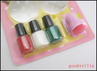 Nail Art Tools nail art  Stamping Nail Art Kit Nail Stamp Set 3 Nail Art Polish + Stamp + Scraper + 2 Templates Stamp Nail