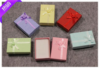 Wholesale Gift box Jewelry boxes Jewellery packing Paper packaging display Christmas xmas gift display