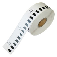 Cheap Thermal Paper Thermal labels DK 22210 Best Waterproof  continous labels DK2210