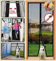 Wholesale Magic Mesh Hands Free Screen Door