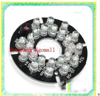 Wholesale 24 LED Security Camera IR Infrared Illuminator Board SX0070