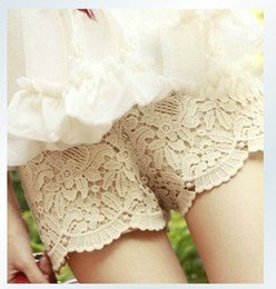 Wholesale Lace Safety Shorts Leggings Hot Under Pants Cute Skirt