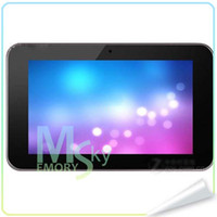 Wholesale New Allwinner A13 Tablet PC Sanei N77 with inch Capacitive Screen GB GB Android WIFI G