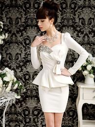 White beading bowknot dress flower girl dress