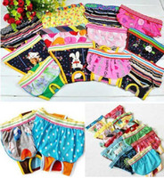 dog diapers - Pet Cotton Sanitary Shorts Female Dog Diaper Underwear Pants Lovely Size