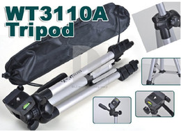 Wholesale WEIFENG WT3110A Tripod With Way HeadTripod for Nikon D7000 D80 D90 D3100 DSLR
