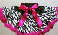 new baby tutu skirts fashion zebra tutu kids dance skirt bab...
