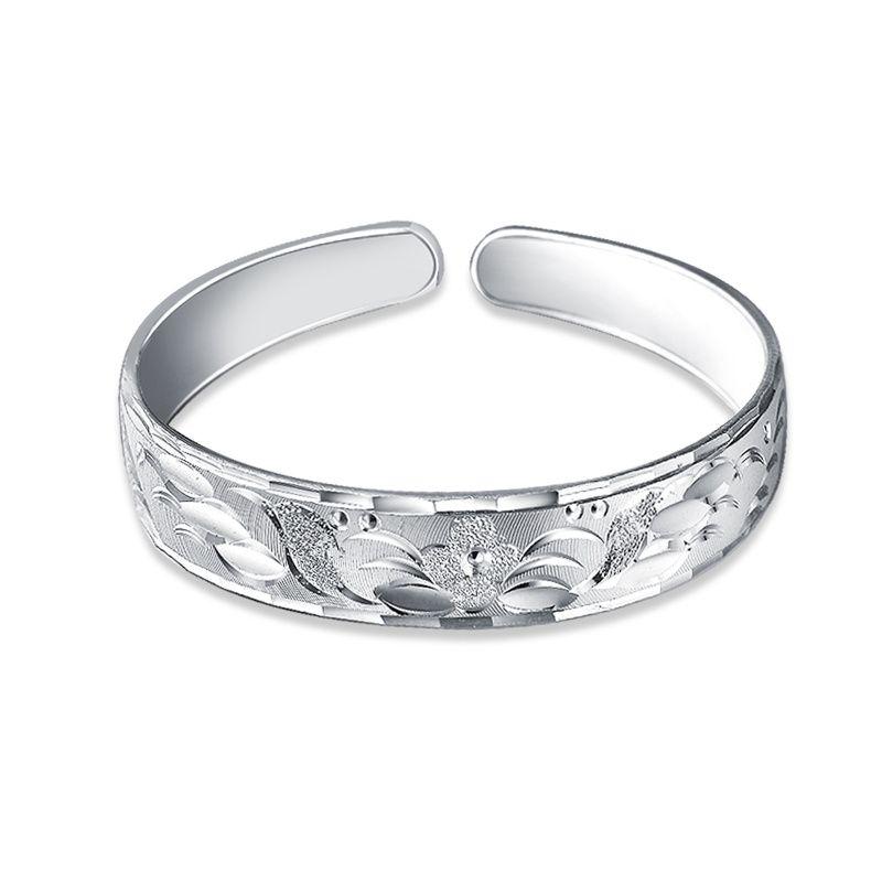 Pure Silver Bangles Pure Silver Bracelet Women
