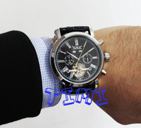 Wholesale 2012 New Black Timepiece Army Military Automaical Mens Mechanical Wrist Watch freeship