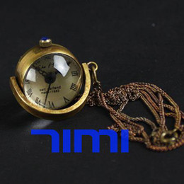 Wholesale 2012 hotsale Rome Antique Manual Chain Pocket Watch Back Hollow