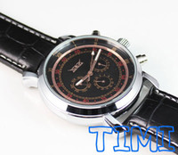 Wholesale 2012 fashion Luxury Automatic Mens Self Winding Leather Mechanical Skeleton Watches