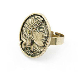 Wholesale Greek Goddess Avatar Opening Rings
