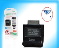 Wholesale New Arrival Alcohol Tester with LCD Digital Display Unique Dectector for black