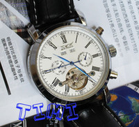 Wholesale White Luxury Army Military Automaical Mens Mechanical Wrist Watch