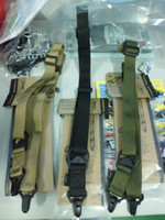Wholesale 5pc MS3 Sling Hunting Sling Shooting Rifle Carry Belt Green Tan Black
