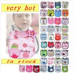 Hot Cartoon baby bibs,Baby Burp Cloths children's kerchief infant towel kid neckerchief Waterproof