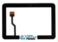 Wholesale For Sam Samsung Galaxy quot P7300 Digitizer touch panel black