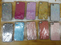 Plastic bling iphone case - For Iphone S G Hard Bling Case Glitter Bling Shining Hard Case Cover For iPhone G S Hot Sale
