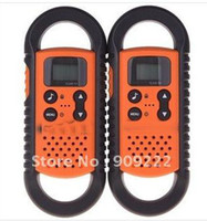 Wholesale world famous walkie talkies two way radio walkie talkie walk talkie dual band transc