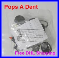 Wholesale 48pcs Pops A Dent Car Repair Kit Car truck suv Pops A Dent amp Dent Repair Removal Tool
