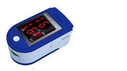 Wholesale ems FDA CE Approved Fingertip Pulse CMS50DL Fingertip Oximeter CE FDA proved Pulse Spo2 Monitor