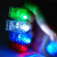 Wholesale Finger Light led finger light laser finger christmas light shipping Fast with Good Quality