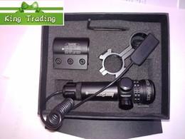 Wholesale - Red Dot laser sight rifle gun scopes outside Adjustable free ship