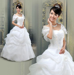 Wholesale 2012 the latest wedding dresses sweet elegance