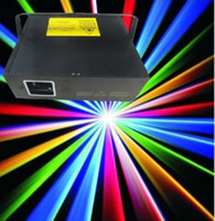 Wholesale HOT mW W RGB Full color Animation Laser Light ILDA DMX CHS BS3 B
