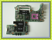 Wholesale XPS M1330 laptop motherboard PU073 PM for DELL high quality in good condition TESTED OK