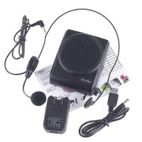 Wholesale Mini Multi Voice Changer Microphone Megaphone Loudspeaker
