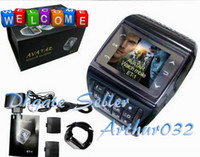 Wholesale Avatar ET The First Dynamic Design Of Watch Cell Phone Bluetooth Quadband Numberic Keyboard w818