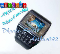Wholesale Perfect NEW Avatar ET Dynamic Design Of Watch Cell Phone Bluetooth Quadband Number Keyboard