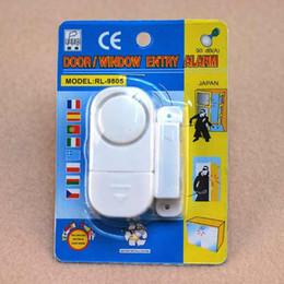 Promotion entrée de la porte de sécurité Accueil Door Window Entry Burglar Magnetic Sensor Système de sécurité d'alarme V3170