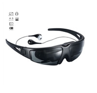 Wholesale Wireless Video Glasses Virtual TV Glasses with inch virtual screen