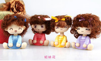Wholesale Cute Mocmoc Doll Auto Car Dashboard Head Shaking Swing Decoration Toy Dolls Baby Gifts