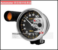 Wholesale AUTOMETER SPORT COMP II quot SHIFT LIGHT TACHOMETER R auto meter
