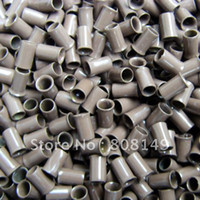 Wholesale 10000Pcs Per Copper Tube Micro Rings mm For Hair Extensions Hair Extension Tools