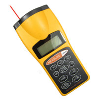 Wholesale Contractor grade Ultrasonic Distance Measurer With Laser Point