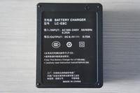 Wholesale LC E8C LCE8C E8C battery charger for LP E8 LPE8 EOS D D