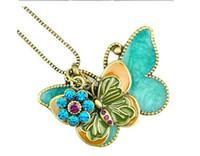 Female Necklace Fashion style restoring ancient ways ShanZua...