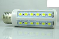 Wholesale 5pcs DC V V E27 led corn light led SMD led bulbs light
